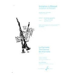 initiation a mozart volume 1 - moza