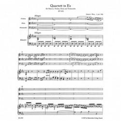 lampe piano col de cygne laito