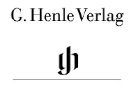 Henle Verlag